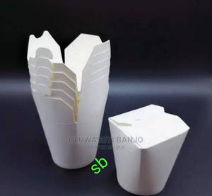 Disposable Paper Plates or Noodle Box   Party, Catering & Event Services for sale in Lagos State, Yaba
