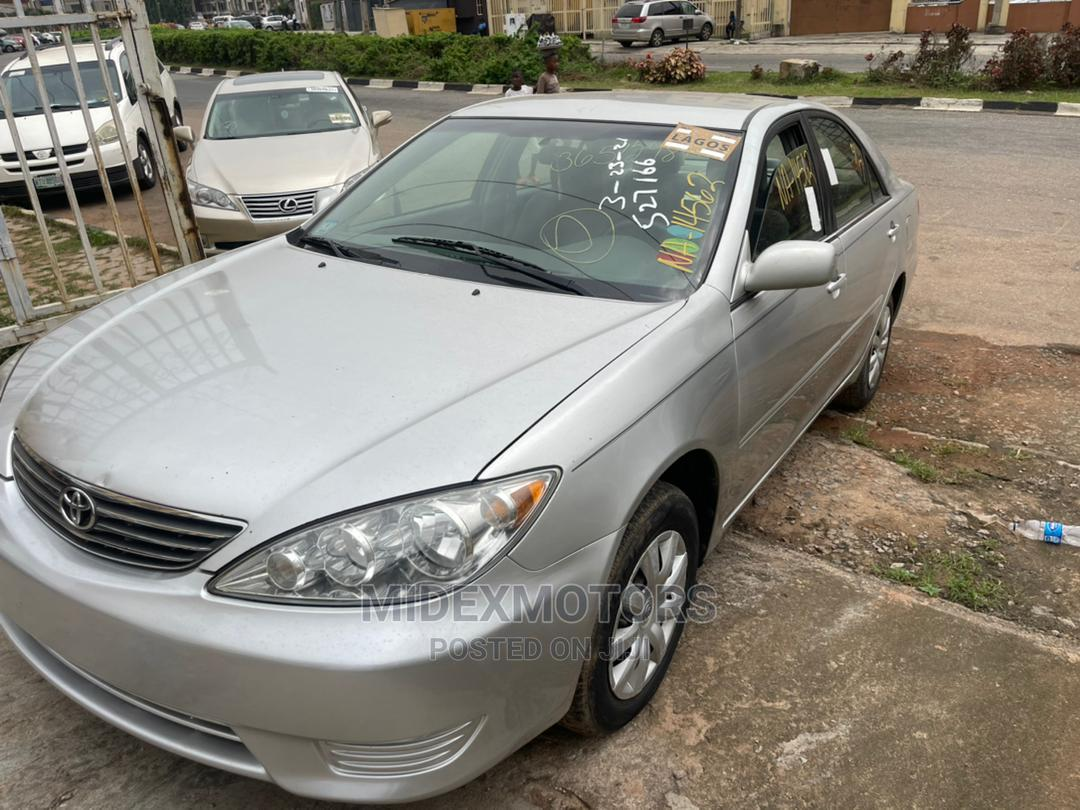 Toyota Camry 2005 Silver | Cars for sale in Ikeja, Lagos State, Nigeria