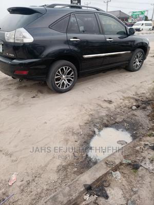 Lexus RX 2004 330 Black | Cars for sale in Delta State, Warri