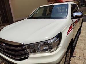 New Toyota Hilux 2019 SR+ 4x4 White | Cars for sale in Abuja (FCT) State, Garki 2