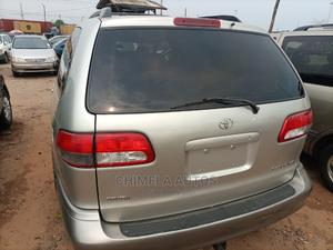 Toyota Sienna 2003 LE Silver | Cars for sale in Lagos State, Apapa