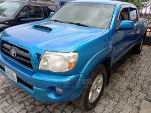 Toyota Tacoma 2006 Blue | Cars for sale in Rivers State, Port-Harcourt
