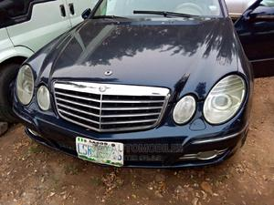 Mercedes-Benz E350 2009 Blue | Cars for sale in Lagos State, Ikeja