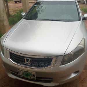 Honda Accord 2009 EX V6 Automatic Silver | Cars for sale in Ogun State, Ijebu Ode
