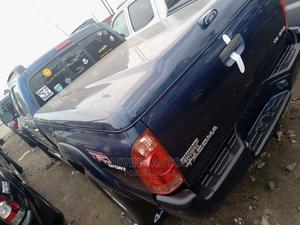 Toyota Tacoma 2008 4x4 Access Cab Blue | Cars for sale in Lagos State, Amuwo-Odofin