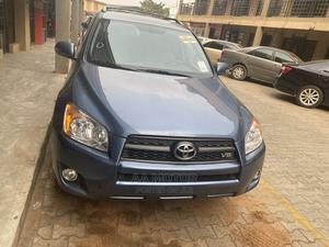 Toyota RAV4 2010 3.5 Blue   Cars for sale in Lagos State, Agege
