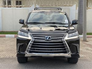 Lexus LX 2017 570 AWD Black | Cars for sale in Abuja (FCT) State, Central Business District