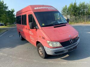 Mercedes Benz Sprinter 2002 Red   Buses & Microbuses for sale in Lagos State, Isolo