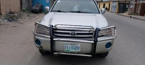 Toyota Highlander 2002 Silver   Cars for sale in Lagos State, Surulere