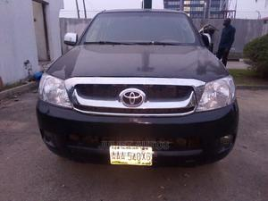 Toyota Hilux 2010 Black | Cars for sale in Lagos State, Ikeja