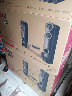 LG Home Theater Body Guard 1000 Watts   Audio & Music Equipment for sale in Lagos State, Ojo