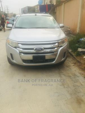 Ford Edge 2013 SE 4dr FWD (3.5L 6cyl 6A) Silver   Cars for sale in Lagos State, Ajah
