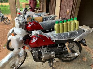 New Hero Hunter 100 2020 Red | Motorcycles & Scooters for sale in Oyo State, Ibadan
