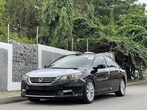 Honda Accord 2014 Black | Cars for sale in Abuja (FCT) State, Jahi