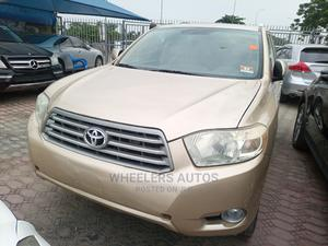 Toyota Highlander 2009 Limited Gold   Cars for sale in Lagos State, Amuwo-Odofin