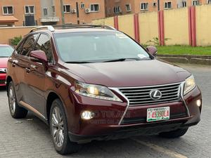 Lexus RX 2013 350 AWD Red | Cars for sale in Lagos State, Ogba