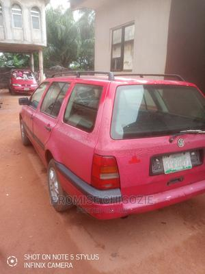 Volkswagen Golf 1999 2.0 Red   Cars for sale in Imo State, Owerri