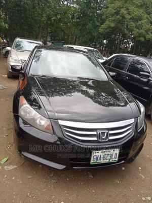 Honda Accord 2010 Black | Cars for sale in Abuja (FCT) State, Gaduwa