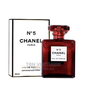 Chanel No5 Red Edition EDP -100ml   Fragrance for sale in Lagos State, Amuwo-Odofin