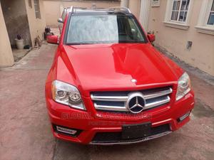 Mercedes-Benz GLK-Class 2010 350 Red | Cars for sale in Lagos State, Ajah
