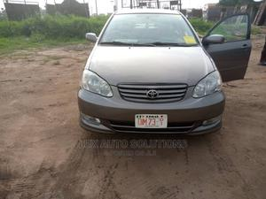 Toyota Corolla 2003 Gray   Cars for sale in Imo State, Owerri