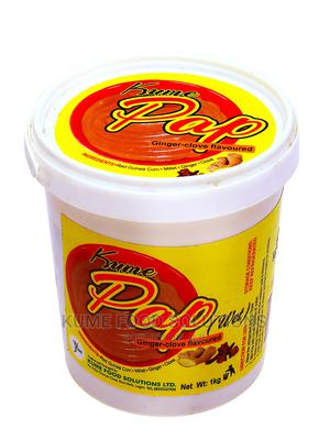 Ginger-Clove Flavored Pap   Meals & Drinks for sale in Lagos State, Kosofe