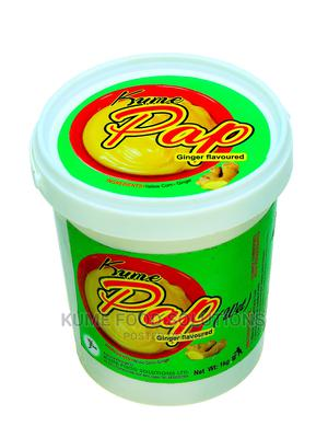 Ginger Flavored Yellow Pap   Meals & Drinks for sale in Lagos State, Kosofe