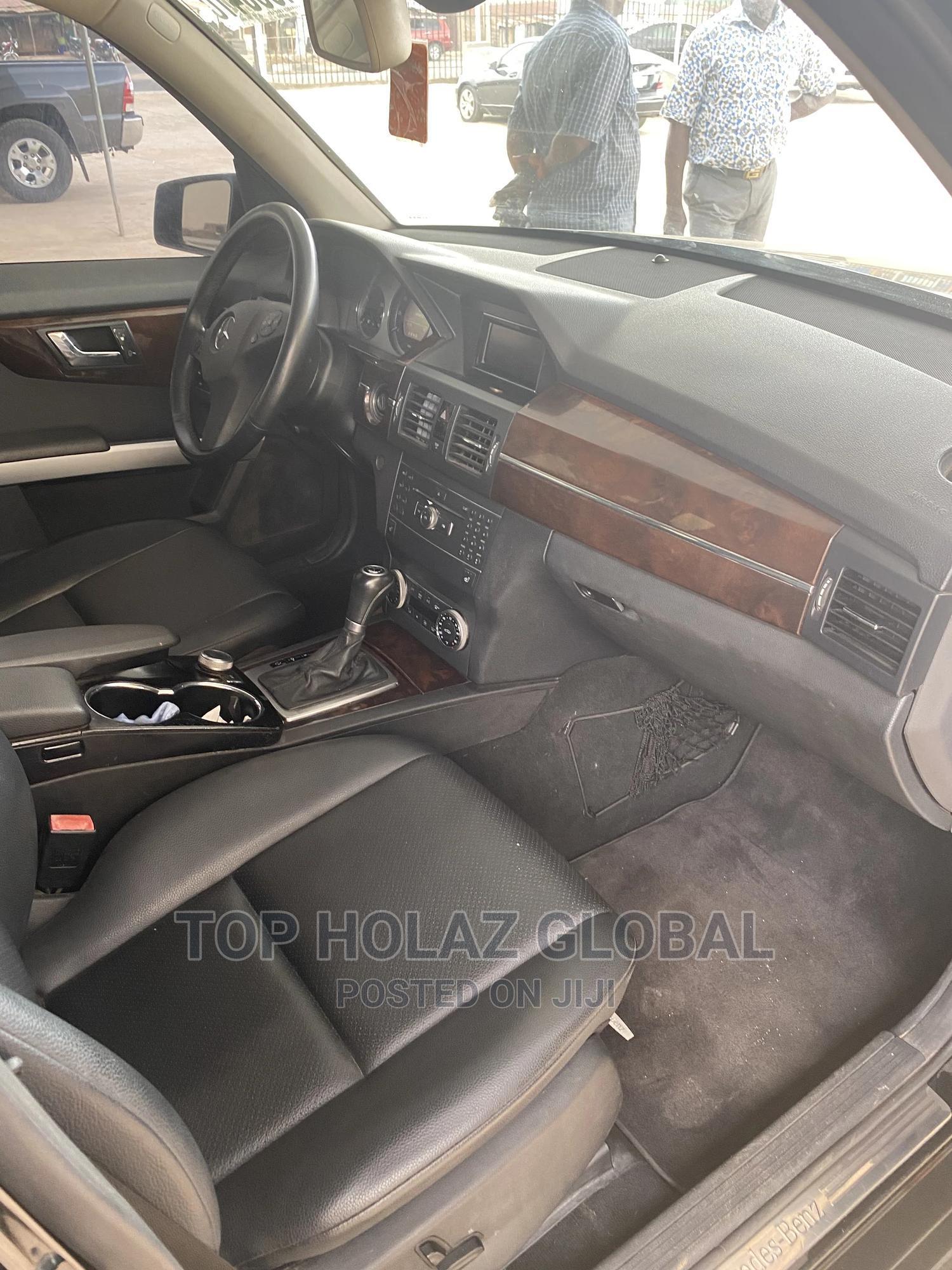 Mercedes-Benz GLK-Class 2011 350 4MATIC Black | Cars for sale in Ibadan, Oyo State, Nigeria