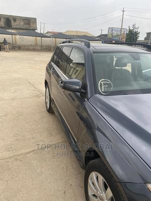 Mercedes-Benz GLK-Class 2010 350 Gray | Cars for sale in Oyo State, Ibadan