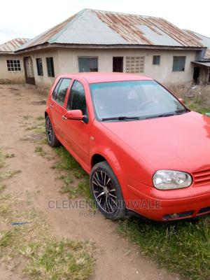 Volkswagen Golf 1999 2.0 Variant Automatic Red   Cars for sale in Osun State, Osogbo