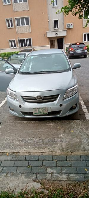 Toyota Corolla 2008 Blue | Cars for sale in Lagos State, Agege