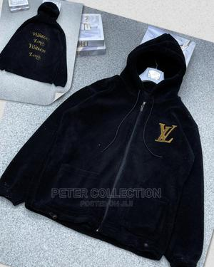Classic Louis Vuitton Hoodie Sweater   Clothing for sale in Lagos State, Lagos Island (Eko)