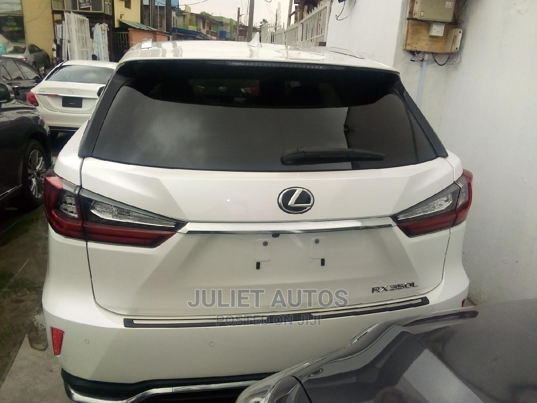 Lexus RX 2018 White   Cars for sale in Ikeja, Lagos State, Nigeria