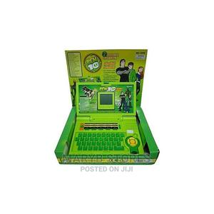 Ben 10 English Learner Laptop Maxi Learning + Fun for Kids | Toys for sale in Lagos State, Magodo