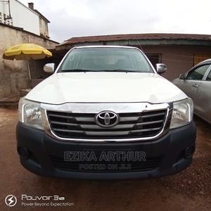 Toyota Hilux 2010 2.7 VVT-i 4X4 SRX White | Cars for sale in Enugu State, Enugu