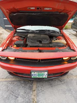 Dodge Challenger 2017 Red | Cars for sale in Lagos State, Victoria Island