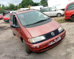 Volkswagen Sharan 1998 Red   Cars for sale in Lagos State, Orile