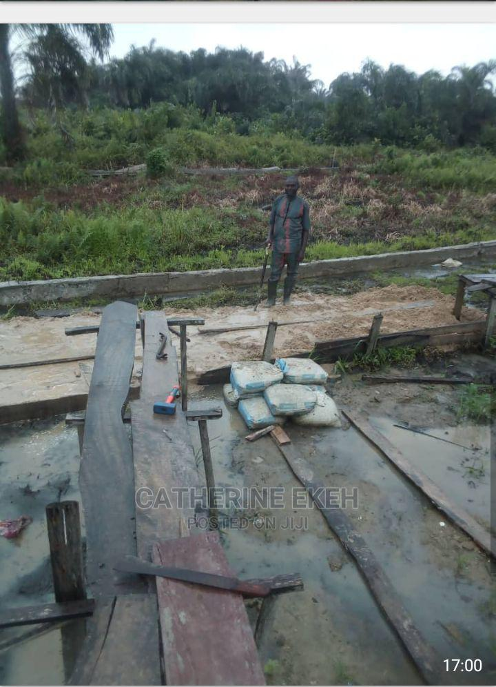 Archive: Half Plot Of Land For Sale At Agbara