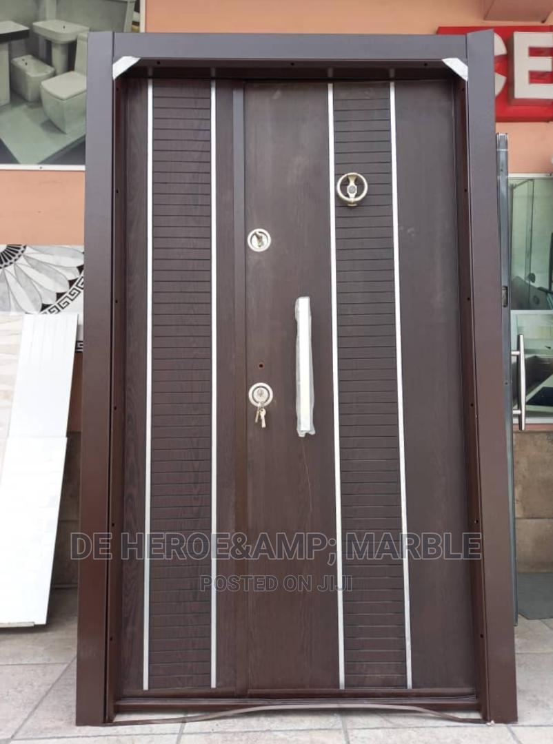 Archive: Turkey Security Door