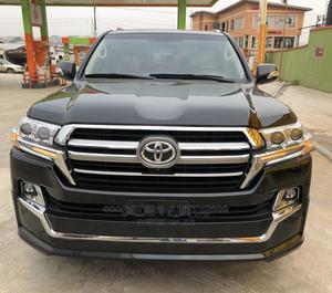 Toyota Land Cruiser 2015 4.0 V6 GX Black   Cars for sale in Lagos State, Ikeja