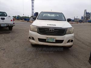 Toyota Hilux 2012 2.7 VVT-i 4X4 SRX White   Cars for sale in Lagos State, Ikoyi