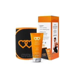 Gluteboost Slayit Cream With Waist Trimmer Belt Workout Enha | Tools & Accessories for sale in Lagos State, Amuwo-Odofin