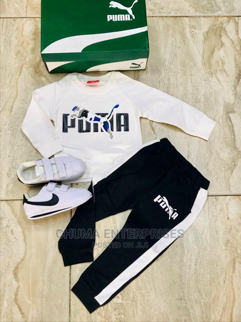 Track Top and Trousers | Children's Clothing for sale in Lagos Island (Eko), Lagos State, Nigeria