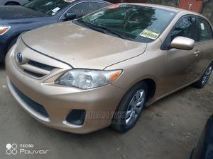 Toyota Corolla 2013 Gold   Cars for sale in Lagos State, Amuwo-Odofin