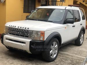 Land Rover LR3 2006 SE White | Cars for sale in Lagos State, Ikeja