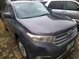 Toyota Highlander 2011 Limited Gray | Cars for sale in Lagos State, Ojodu
