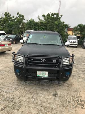 Toyota Sequoia 2004 Black | Cars for sale in Lagos State, Ikeja