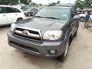Toyota 4-Runner 2008 Limited Gray | Cars for sale in Lagos State, Apapa