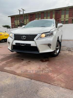 Lexus RX 2015 350 AWD White | Cars for sale in Lagos State, Ogudu