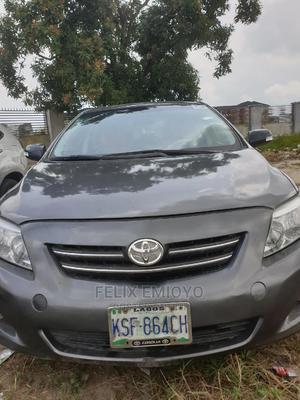 Toyota Corolla 2010 Gray | Cars for sale in Delta State, Warri